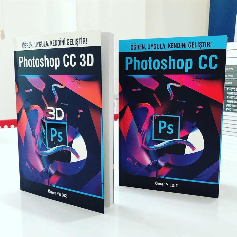 Photoshop CC kitabı